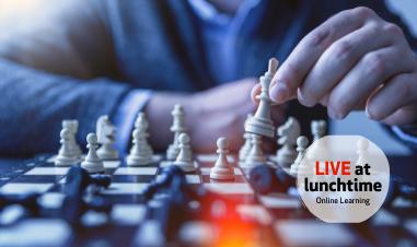 Live at Lunchtime - Digital Strategy - Nov